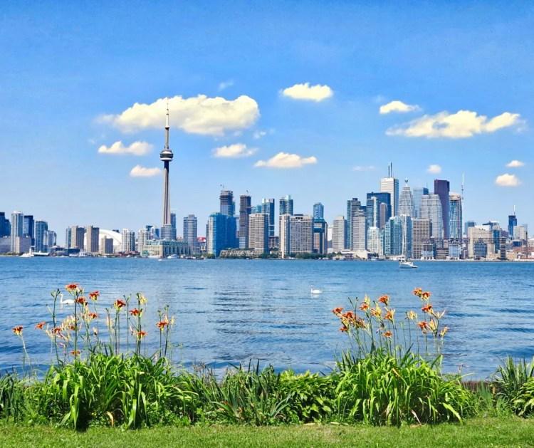 Canada - Toronto - Skyline Canva