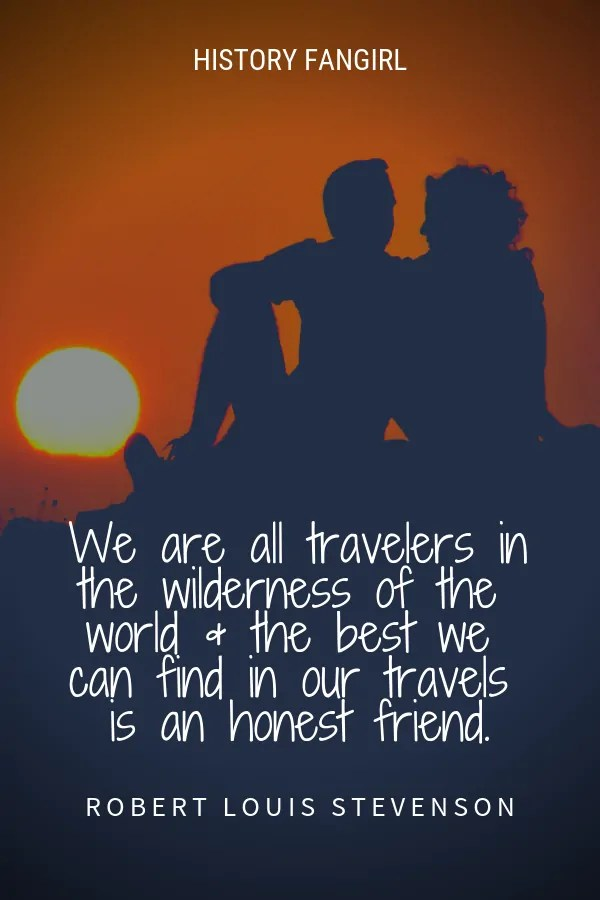 quotes about travel friends