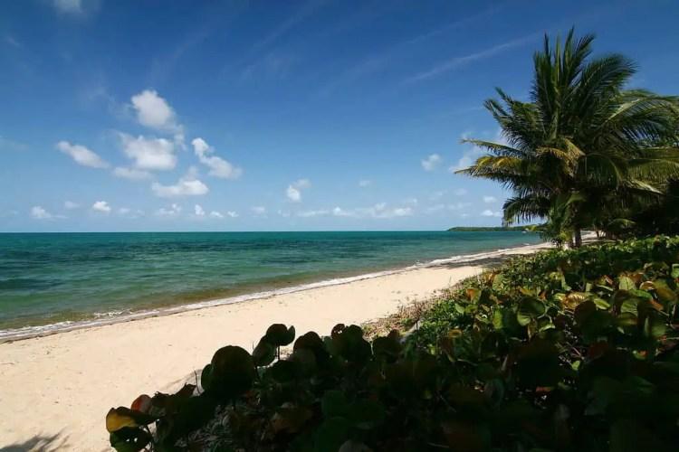 Belize - Hopkins - Almond Beach