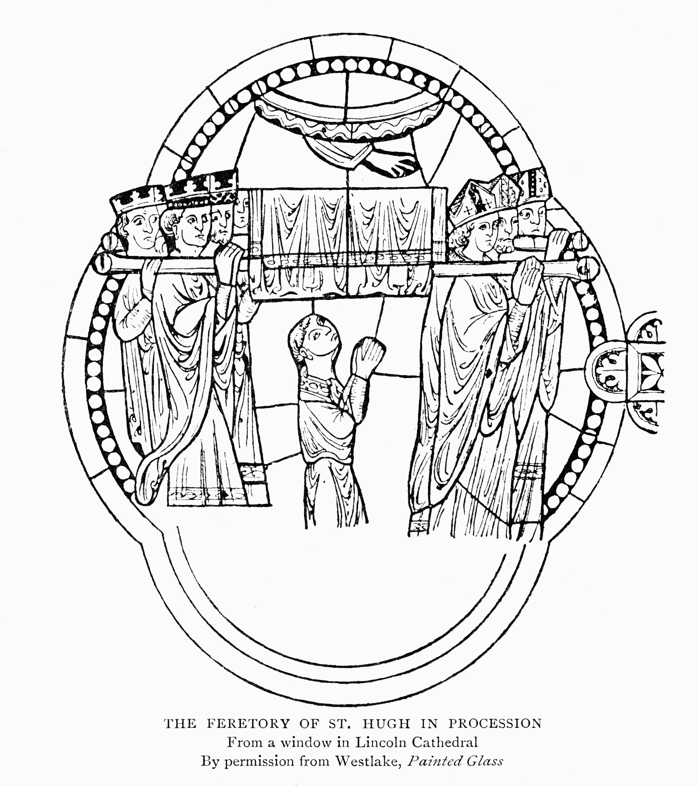 Historyfish.net British Shrines, Wall, Chapter Four, part
