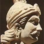 Statue of Bindusara Maurya