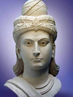 Ashoka was son and succesor of Bindusara maurya