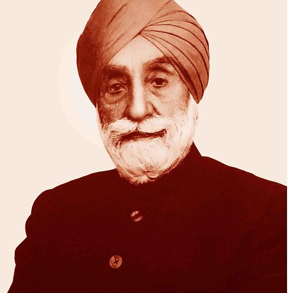Sardar Ujjal Singh as first Governor of Tamil Nadu. He was a member of the First and Second Round Table Conference representing Sikhs.