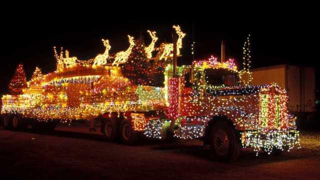 Christmas Vehicle Decorations