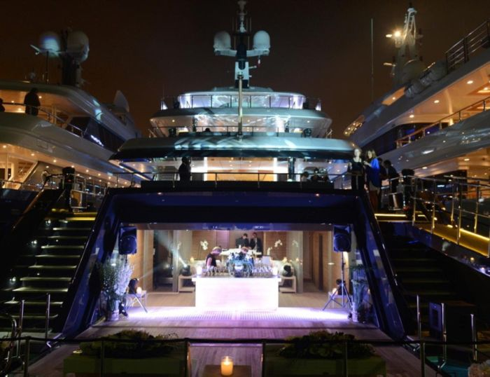 Luxury Yachts Owned By Super Wealthy Celebrities Page 2