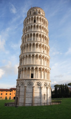 Leaning Tower Of Pisa1