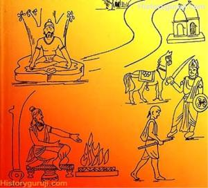 Post-Vedic Culture 1000–500 BC