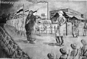 गांधीजी और सविनय अवज्ञा आंदोलन