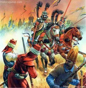मुहम्मद गोरी के आक्रमण और भारत में तुर्क सत्ता की स्थापना (Invasions of Muhammad Ghori and Establishment of Turk Power in India)