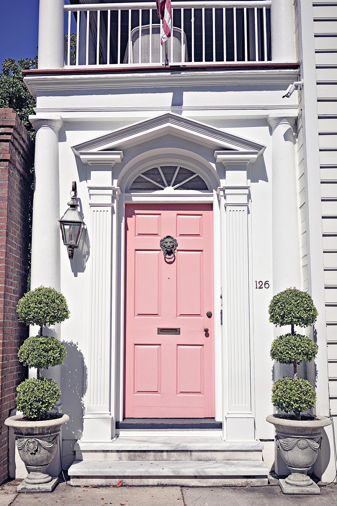 Pink Door Charleston