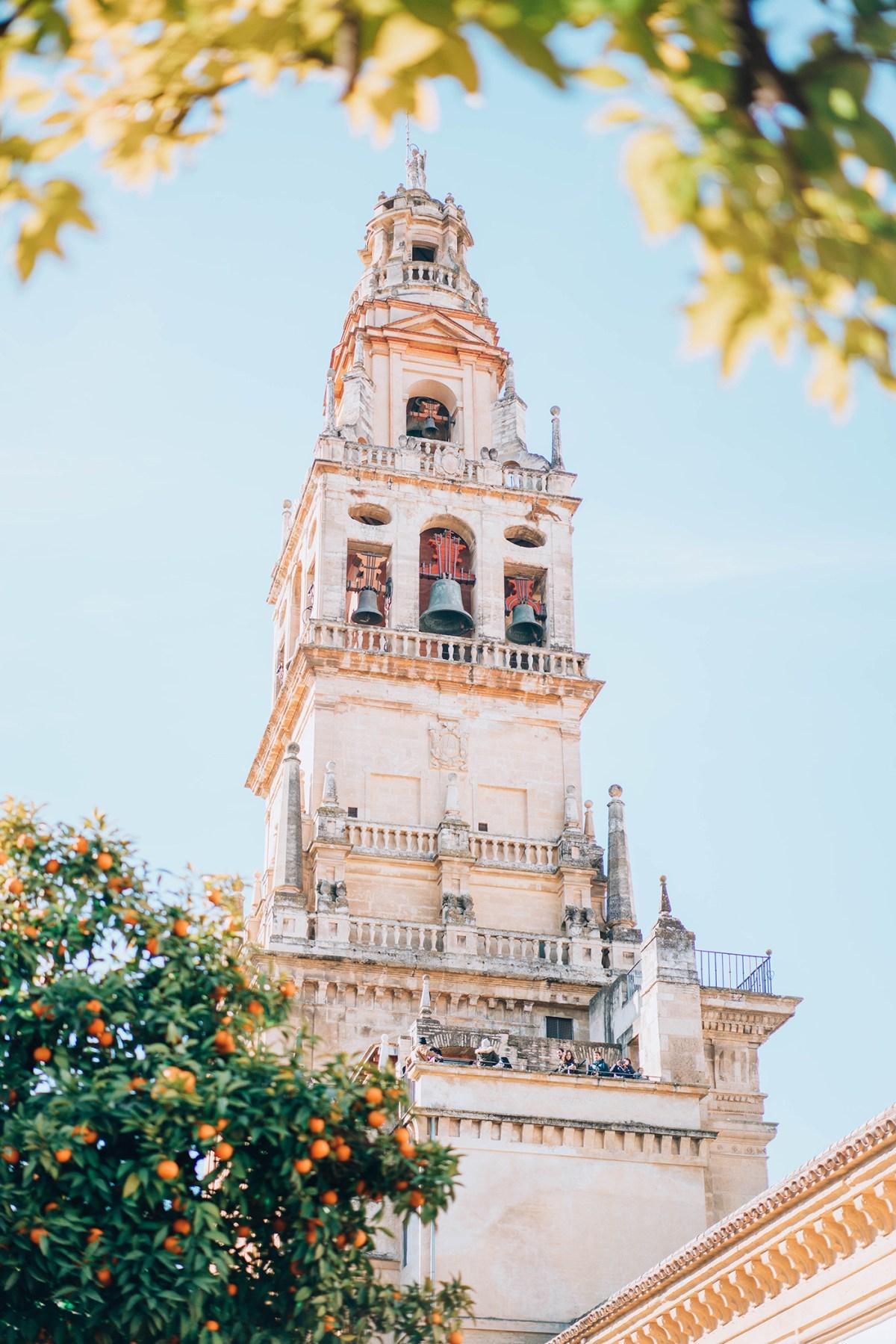 24 Hours in Cordova, Spain, History in High Heels