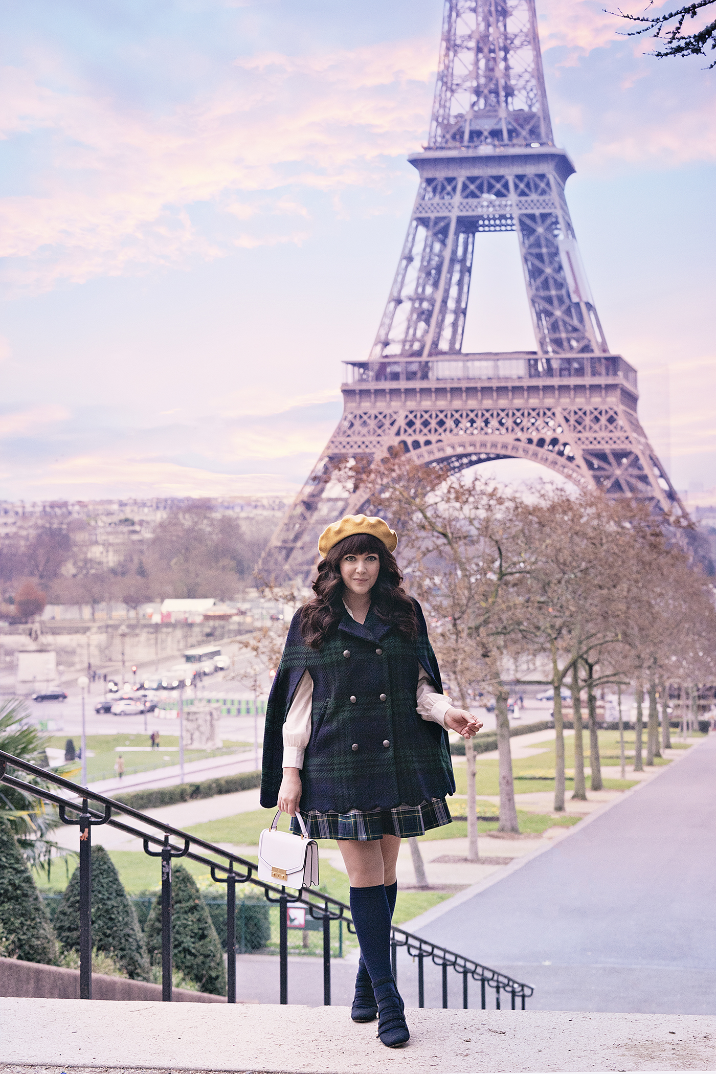 History in High Heels, Paris, Eiffel Tour