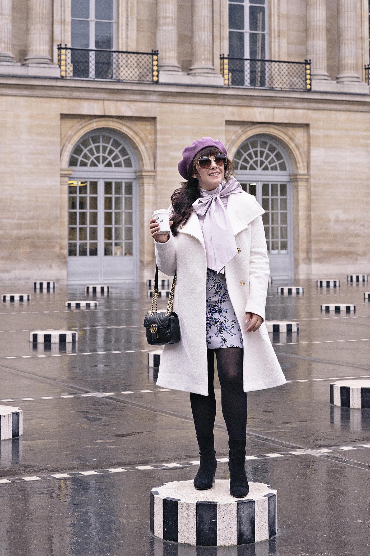 History in High Heels, Paris, Palais Royal