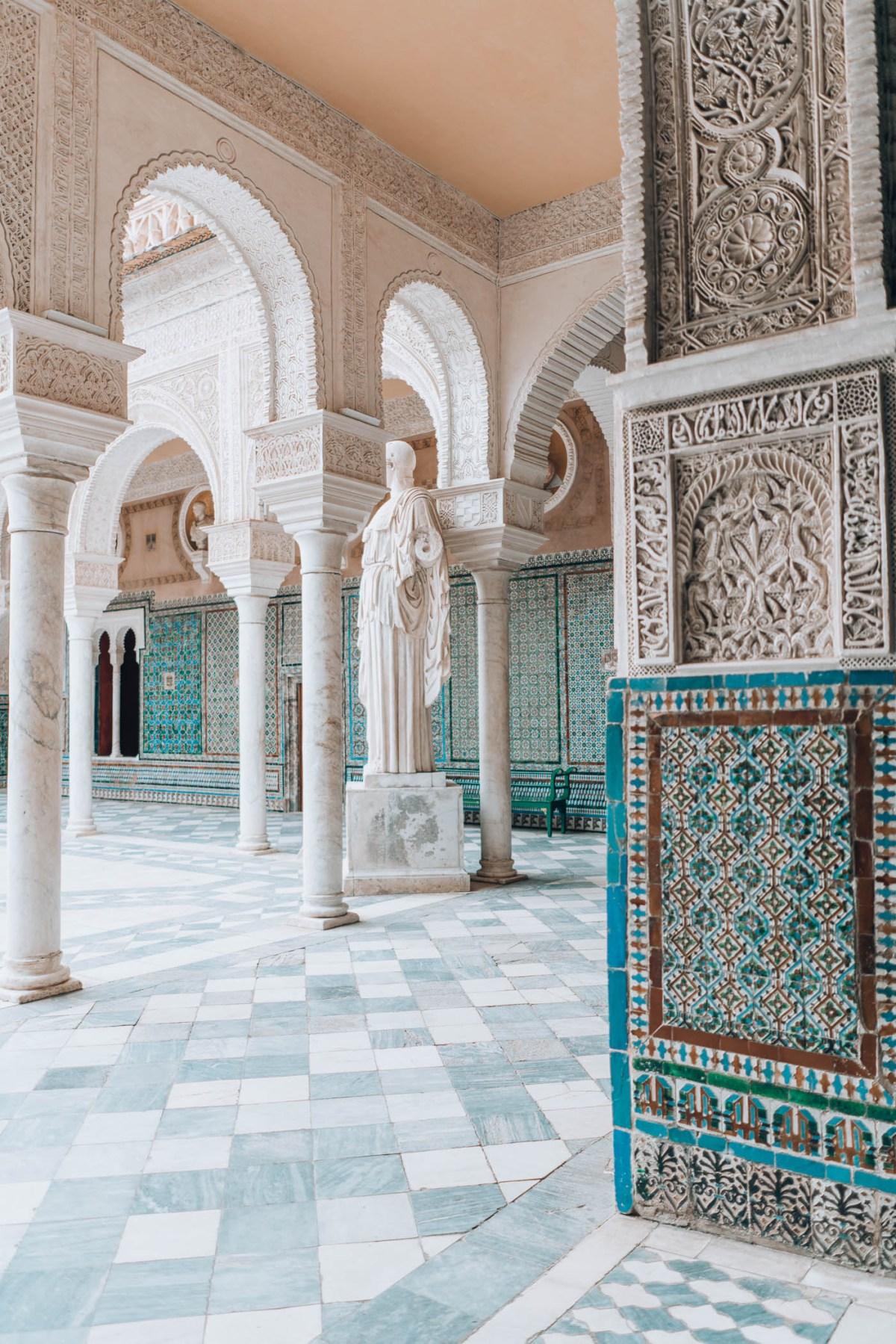 Casa de Pilatos, 48 Hours in Seville, Guide, History in High Heels