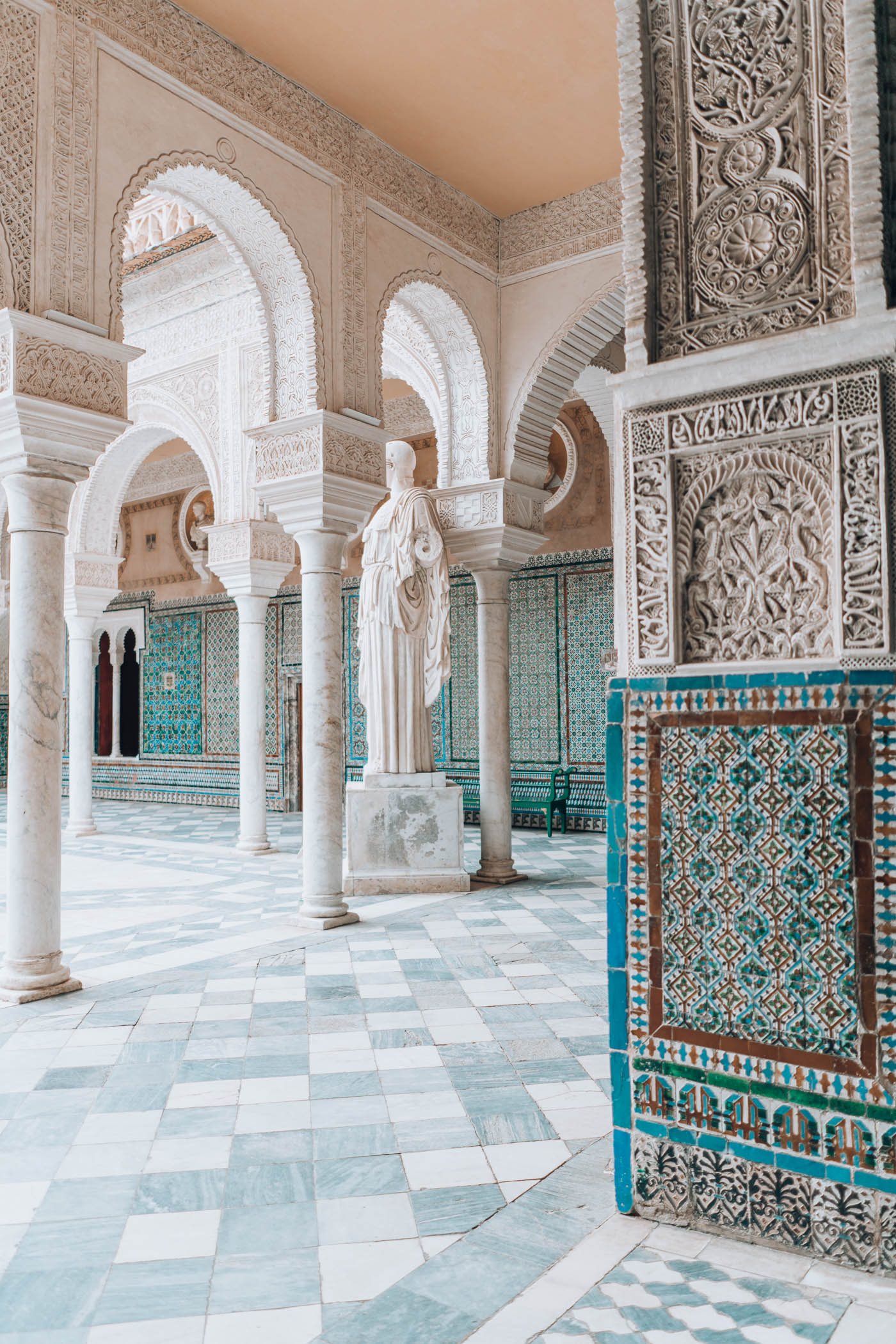 Casa de Pilatos, 48 Hours in Seville, Guide, History in High Heels