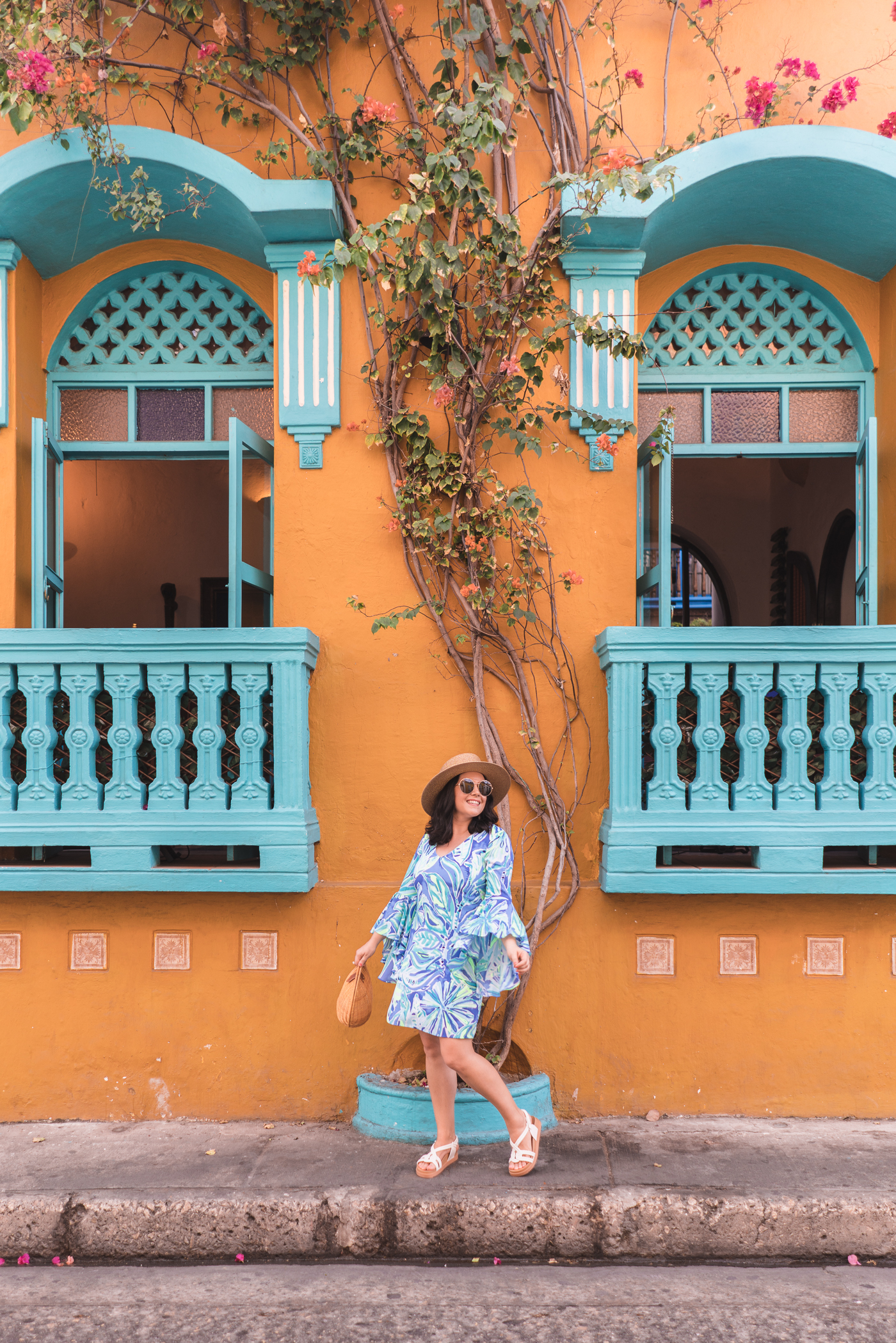 History in High Heels, Cartagena