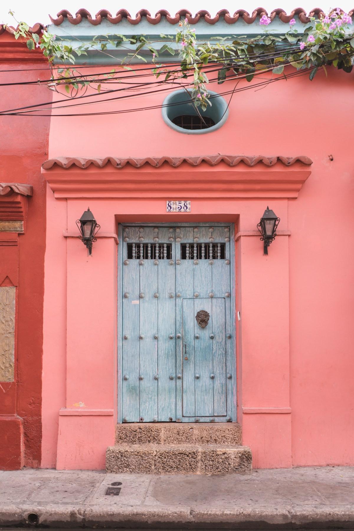 Colors of Cartagena