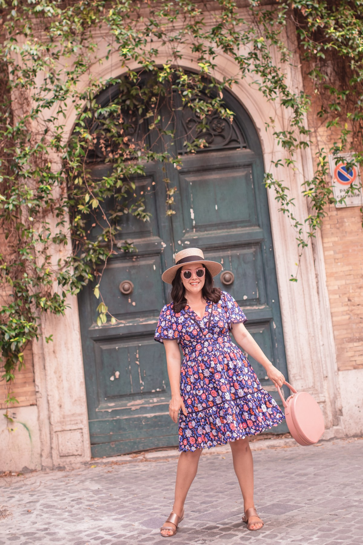 The Prettiest Streets in Rome