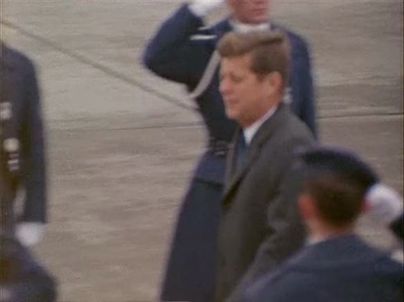 342-USAF-34662 - PRESIDENT KENNEDY VISITS SAC HEADQUARTERS, 12-07-1962-180.000
