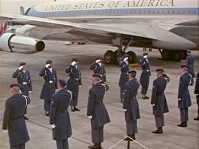 342-USAF-34662 - PRESIDENT KENNEDY VISITS SAC HEADQUARTERS, 12-07-1962-270.000