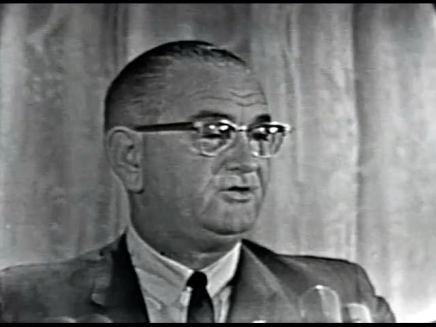 MP 510 - LBJ Press Conference - 19640307-660.000