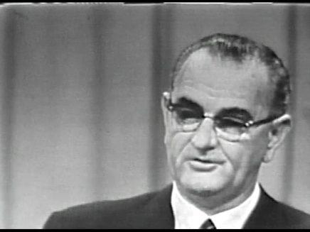 MP 511 - LBJ Press Conference - 19640416-600.000