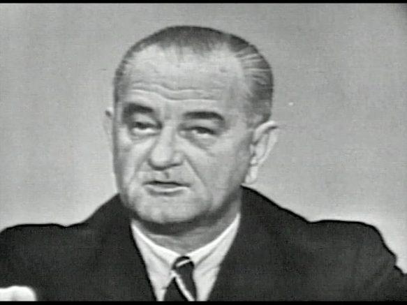 MP 509 - LBJ Press Conference - 19640229-1380.000