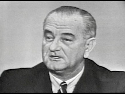 MP 509 - LBJ Press Conference - 19640229-660.000
