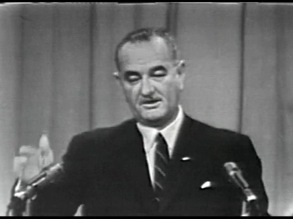 MP 511 - LBJ Press Conference - 19640416-1200.000