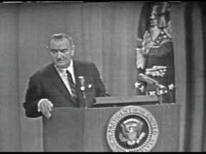 MP 511 - LBJ Press Conference - 19640416-1620.000