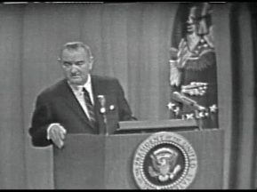 MP 511 - LBJ Press Conference - 19640416-1620.000