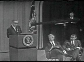 MP 511 - LBJ Press Conference - 19640416-180.000