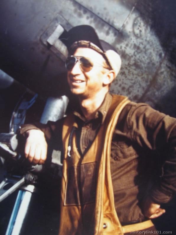 Mexican Pilots World War 2
