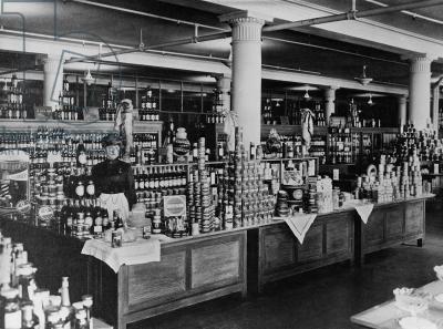 Stunning Image of Macys Department Store in 1898