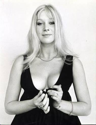 This is What Helen Mirren Looked Like  in 1965