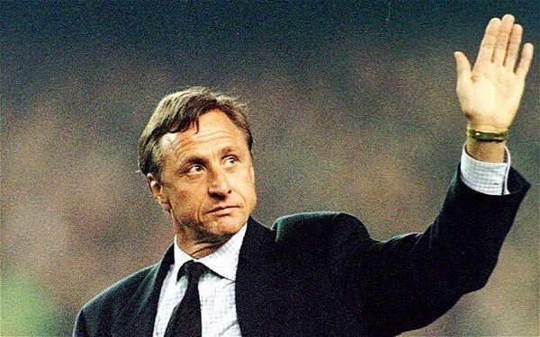 What Did Johan Cruyff and Ballon Look Like  in 1971