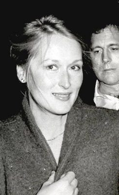 What Did  Meryl Streep and Woody Allens Look Like  40 Ago