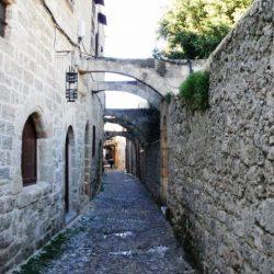 Medieval backstreet