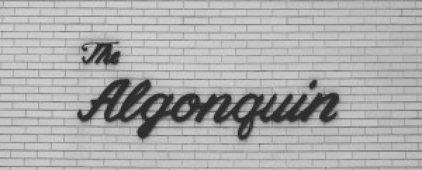 Probably one of the most photographed apartment name signs in the city. Even if I only count myself.