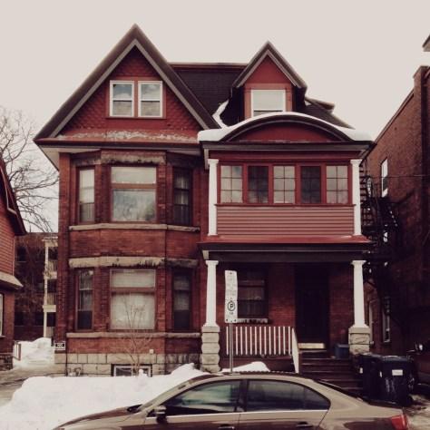 474 Cooper Street. February 2014.