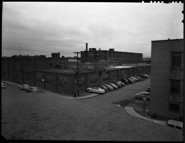 This scene, shot from about a block away, was the sort of context in which the residents of The Casablanca would be living in. Source: City of Ottawa Archives, CA-004788-W.