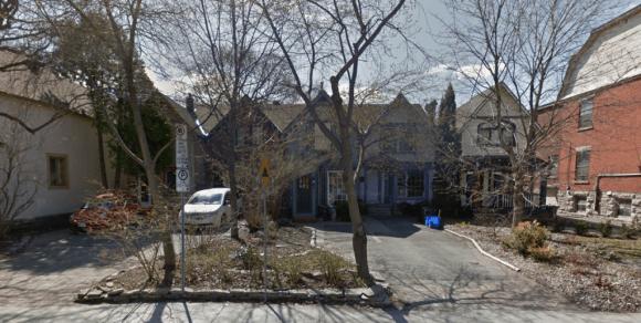 Keen, successfil infill. Image: Google Maps, April 2015.