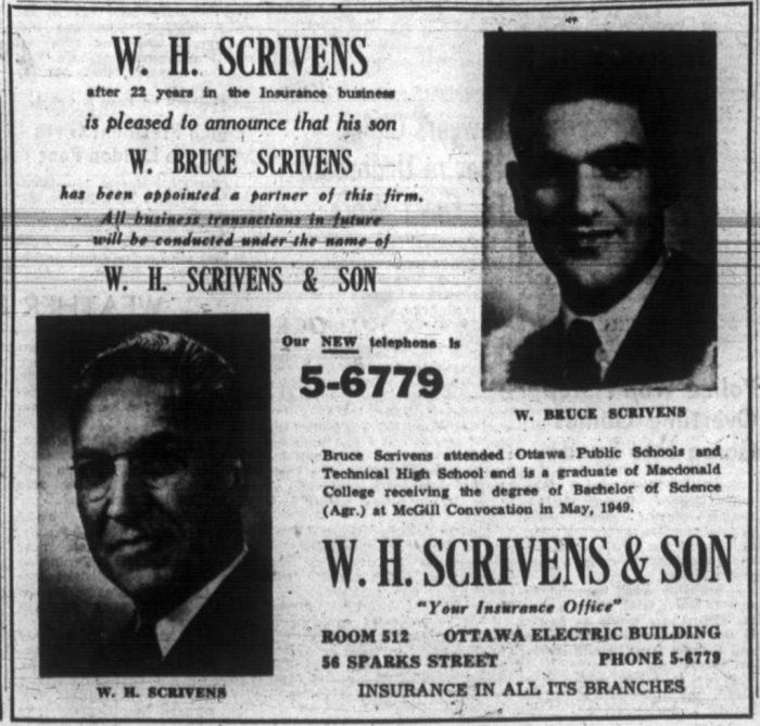 1950-03-11-Scrivens-and-Son-Page-2