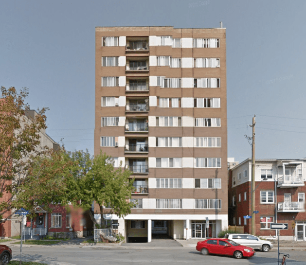 The Enfield, located at 371 Gilmour in Centretown. Image: Google Maps.