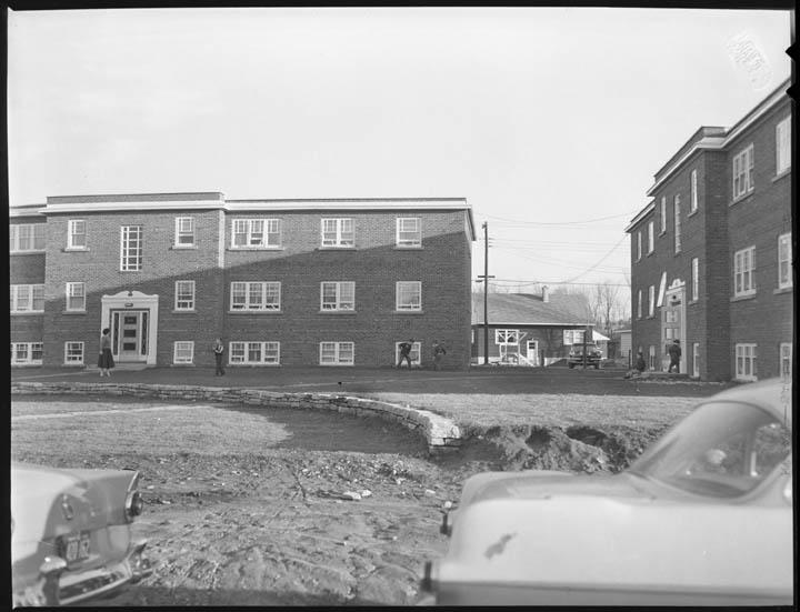 City of Ottawa Archives, CA-035327. November 12, 1955.