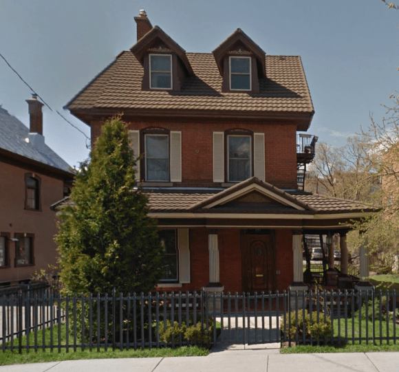 Always nearby, Réal and Véronique St-Amour lived at 251 Laurier E for years. Image: Google Maps (May 2016).