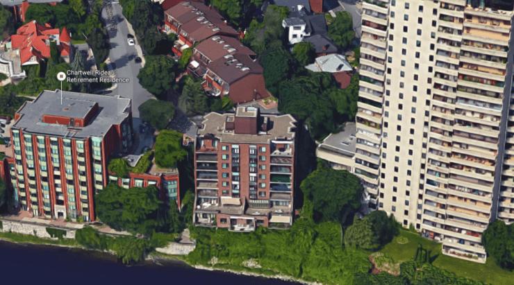 A joint venture. Image: Google Maps.