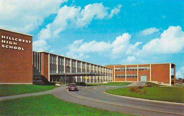 Hillcrest High School. Image: URBSite.