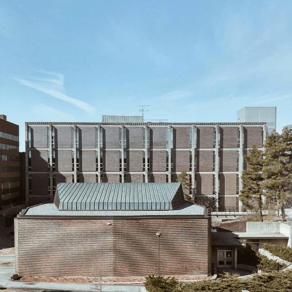 Southam Hall, 2016. Image: May 2016.