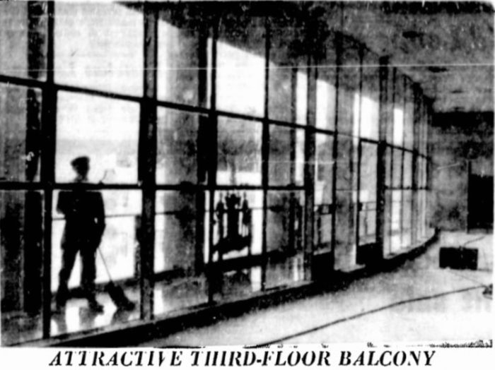 As the new police station neared completion, excitement grew in the local press. Source: Ottawa Citizen, April 26, 1957, p. 18.